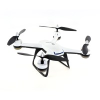 DM009 Conqueror Wi-Fi FPV Quadcopter - In White
