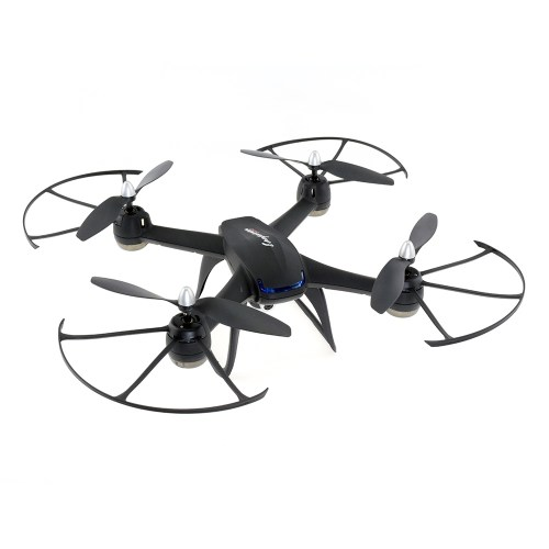 DM009 Conqueror Wi-Fi FPV Quadcopter with Prop Guards