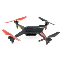 Alien X250 5.8GHz FPV Quadcopter with Controller - Side View
