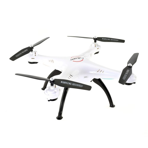 DM006 Falcons Wi-Fi FPV Quadcopter in White