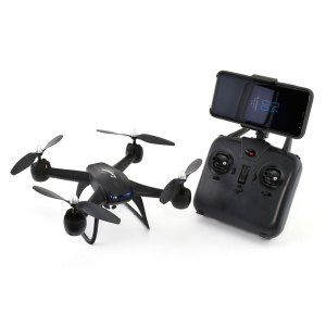 DM109s Conqueror Wi-Fi FPV Quadcopter with Controller and Phone