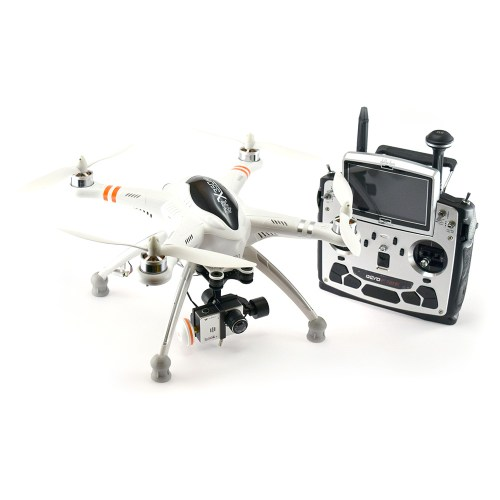 Walkera QRX350 PRO GPS Quadcopter with iLook FPV Camera and Controller