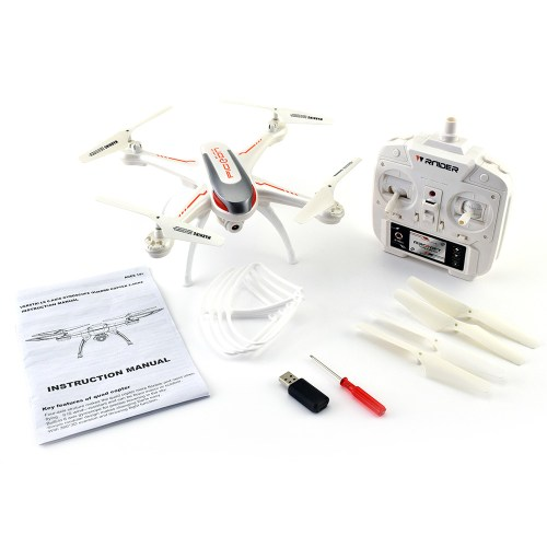 Pigeon King Quadcopter In the Box