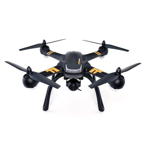 T1 720p HD Wi-Fi FPV Quadcopter Front View