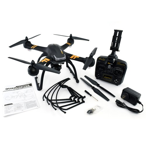 T1 720p HD Wi-Fi FPV Quadcopter In the Box