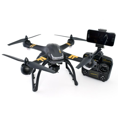 T1 720p HD Wi-Fi FPV Quadcopter with Controller