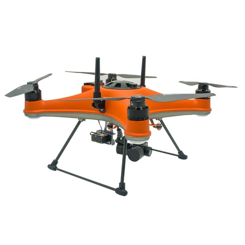 SwellPro Splash Drone 4 - 4K Camera with Bait Release