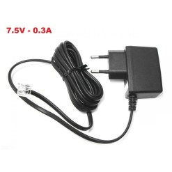 Bell Phones AC Power Adapter 7.5V 0.3A
