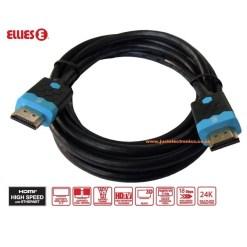 Ellies High Speed Ultra HDMI 2.0 Cable 1.5M BPHDMI2