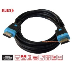 Ellies High Speed Ultra HDMI 2.0 Cable 3 Meter BPHDMI2-3