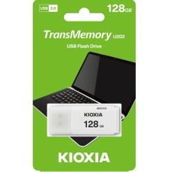 Kioxia 128GB TransMemory U202 Flash Drive LU202W128GG4