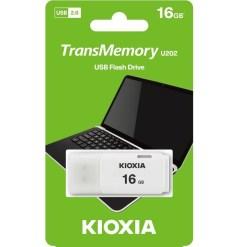 Kioxia 16GB TransMemory U202 Flash Drive LU202W016GG4