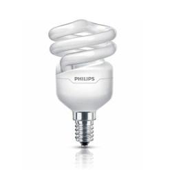 Philips Tornado 12W SES E14 Energy Saver