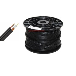 RG59 Coaxial Cable for CCTV With Power