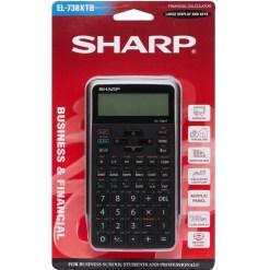 Sharp EL-738XT Financial Calculator