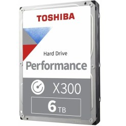 Toshiba X300 6TB Hard Drive