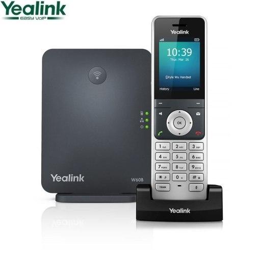 Yealink Premium Wireless DECT IP Phone W60P