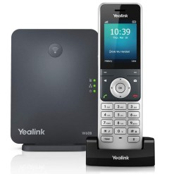 Yealink W60P VoIP DECT Cordless Phone
