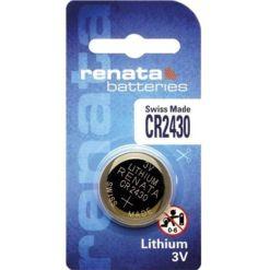 Renata CR2430 Lithium 3V Battery