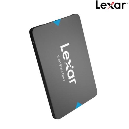 Lexar NQ100 2.5 inch SATA III 480GB SSD LNQ100X480G-RNNNG