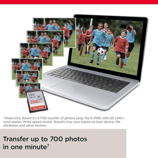 Sandisk Ultra 64GB SDXC UHS Memory Card SDSDUN4-064G-GN6IN