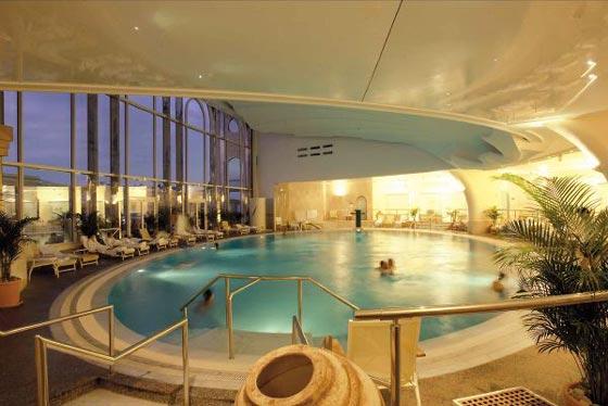 piscine monte carlo hotel Paris