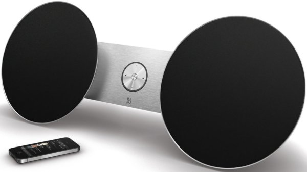 B&O PLAY's new wireless sound system, BeoPlay A8