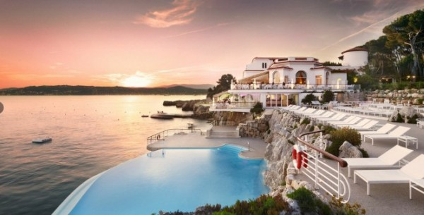 Hotel du Cap-Eden-Roc – exclusivity and privacy