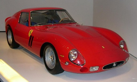 1962 Ferrari 250 GTO sold for $35 million