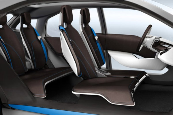 BMW i3 concept photos (2)