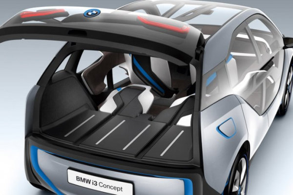 BMW i3 concept photos (1)