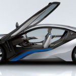 Supercars: BMW i3 Concept and BMW i8 Concept Spyder