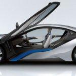Supercars: BMW i3 Concept and BMW i8 Concept Spyder