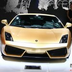 Bad Taste Cars: Lamborghini Gallardo LP560-4 Gold Edition