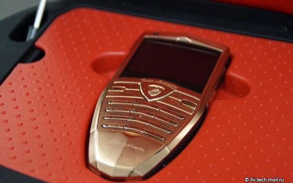 Lamborghini TL688 Spyder – Luxury Cell Phone
