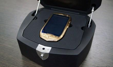 Lamborghini TL700 Luxury Smartphone