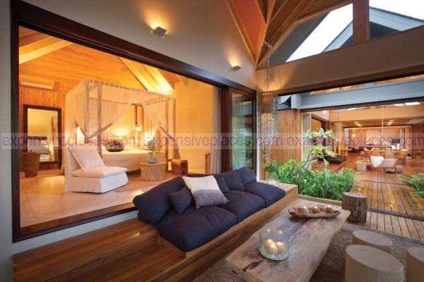 Madame Zabre Spa Retreat: The Most Expensive Villa in The Seychelles