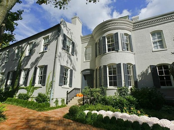 the most expensive home in washinton dc
