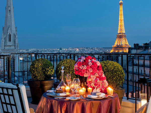 Four Seasons Hotel George V Paris (1)