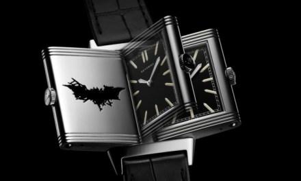 Jaeger-LeCoultre Batman Edition