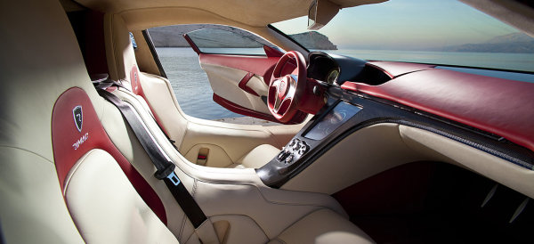 $1 Million Electric Car Concept_One to Debut in September