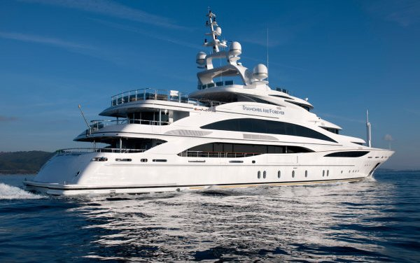 Largest yacht ever at Cannes show