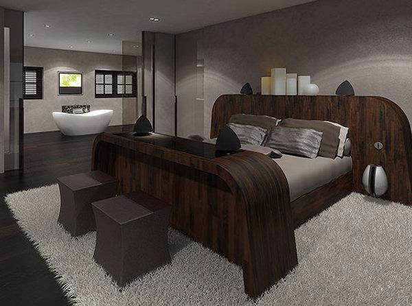 Anemone luxury high-tech bed (1)