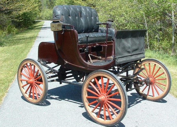 buffum automobile