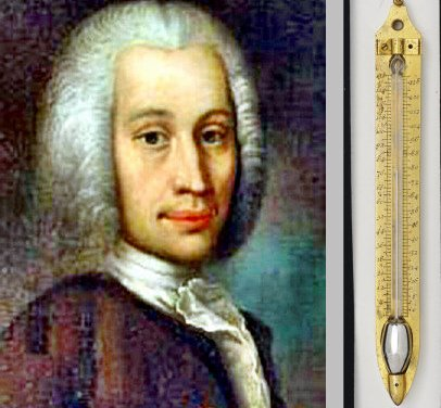 Original thermometer invented by Fahrenheit offered at auction