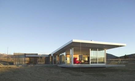 Luxury House in New Zealand