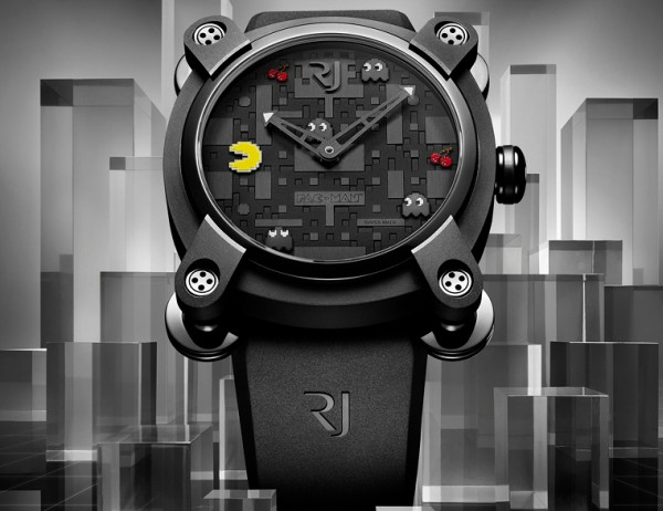 RJ-Romain Jerome Pac Man watch (2)