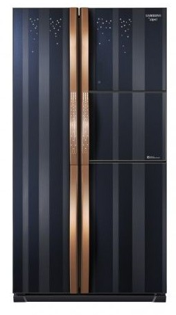 Samsung's limited edition refrigerator arrive in UK