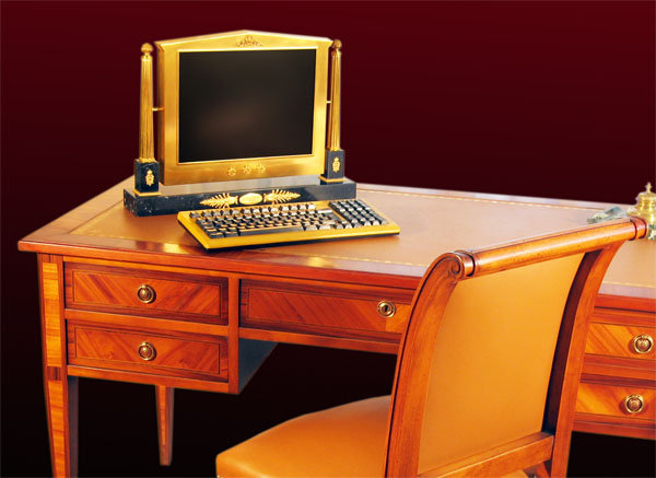 Expensive Computers for Blue Blood Aristocratic Families
