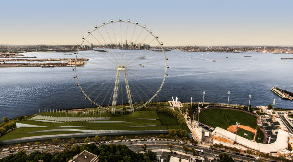 Ferris Wheel in New York (3)
